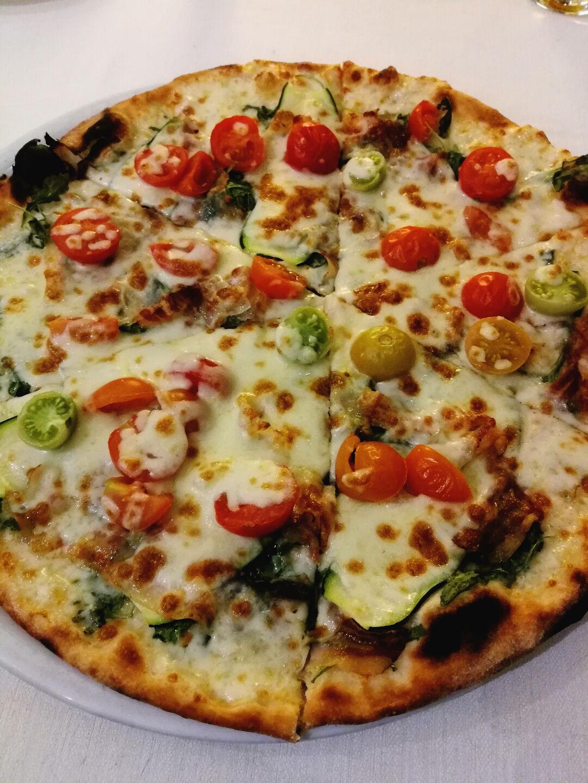 Ristorante Chalet Lido Nordest - Ristorante Di Pesce - Pizzeria - Spiaggia - Mare - Grottammare - San Benedetto Del Tronto - Ascoli Piceno - Marche - Pizza Vegetariana