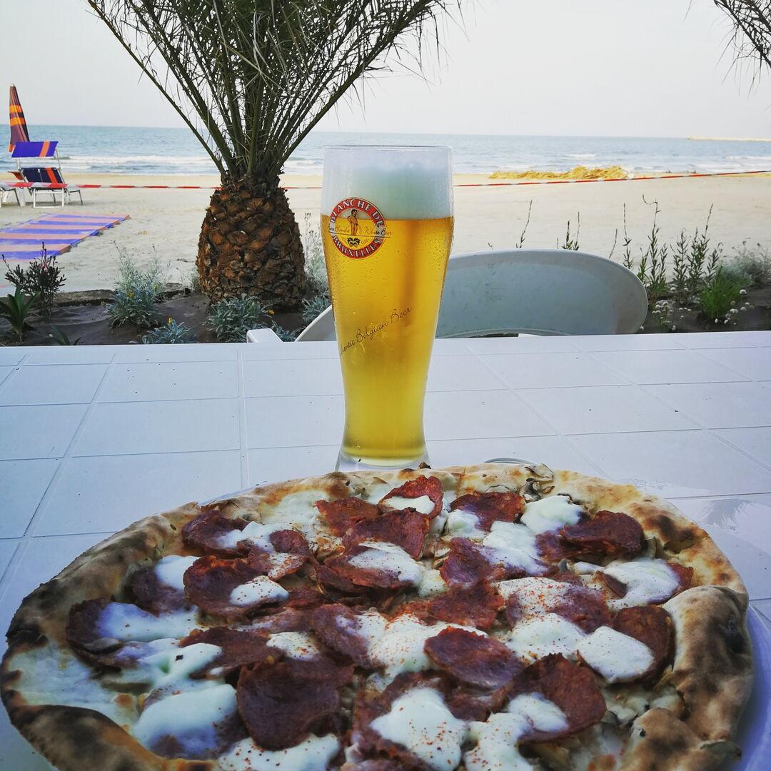 Ristorante Chalet Lido Nordest - Ristorante Di Pesce - Pizzeria - Spiaggia - Mare - Grottammare - San Benedetto Del Tronto - Ascoli Piceno - Marche - Salame Piccante