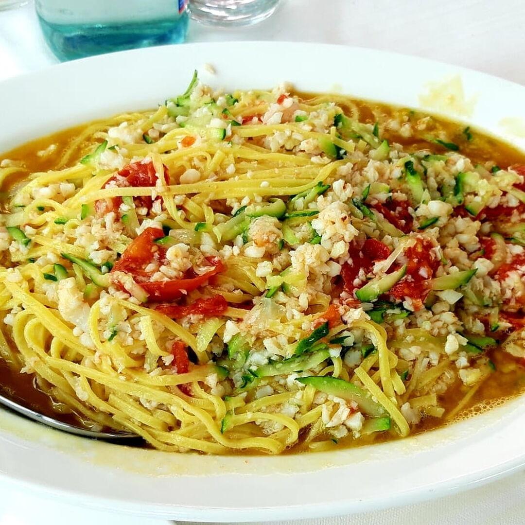 Ristorante Chalet Lido Nordest - Ristorante Di Pesce - Pizzeria - Spiaggia - Mare - Grottammare - San Benedetto Del Tronto - Ascoli Piceno - Marche - Tagliolino Dello Chef