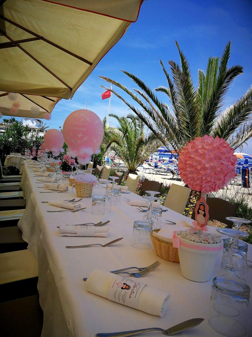 Cerimonie E Compleanni Tutto Lanno Ristorante Chalet Lido Nordest Ristorante Di Pesce Pizzeria Spiaggia Mare Grottammare San Benedetto Del Tronto Ascoli Piceno Marche