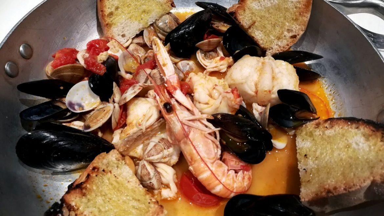 Fantasia Di Scoglio Ristorante Chalet Lido Nordest Ristorante Di Pesce Pizzeria Spiaggia Mare Grottammare San Benedetto Del Tronto Ascoli Piceno Marche 4