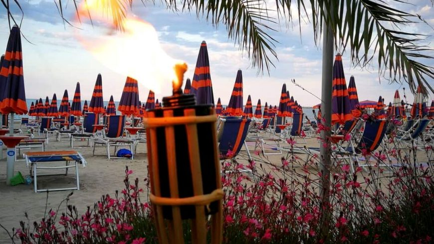 Gli Ombrelloni Ristorante Chalet Lido Nordest Ristorante Di Pesce Pizzeria Spiaggia Mare Grottammare San Benedetto Del Tronto Ascoli Piceno Marche