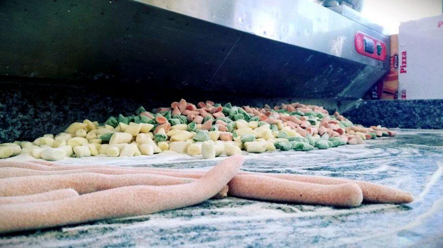 Gnocco In Preparazione Ristorante Chalet Lido Nordest Ristorante Di Pesce Pizzeria Spiaggia Mare Grottammare San Benedetto Del Tronto Ascoli Piceno Marche 1