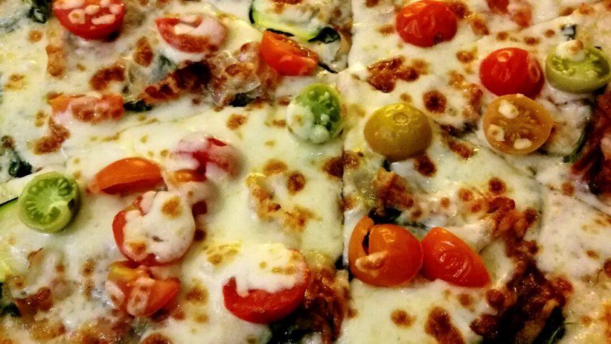 La Pizza Vegetariana Ristorante Chalet Lido Nordest Ristorante Di Pesce Pizzeria Spiaggia Mare Grottammare San Benedetto Del Tronto Ascoli Piceno Marche