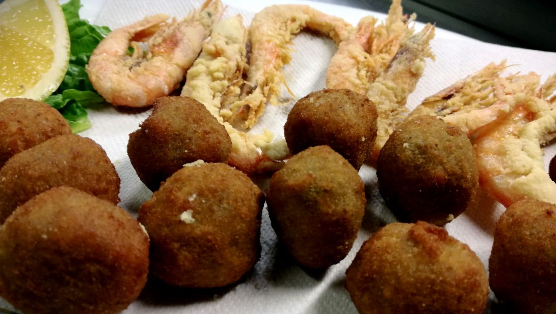Olive Di Pesce E Gamberi Ristorante Chalet Lido Nordest Ristorante Di Pesce Pizzeria Spiaggia Mare Grottammare San Benedetto Del Tronto Ascoli Piceno Marche 1