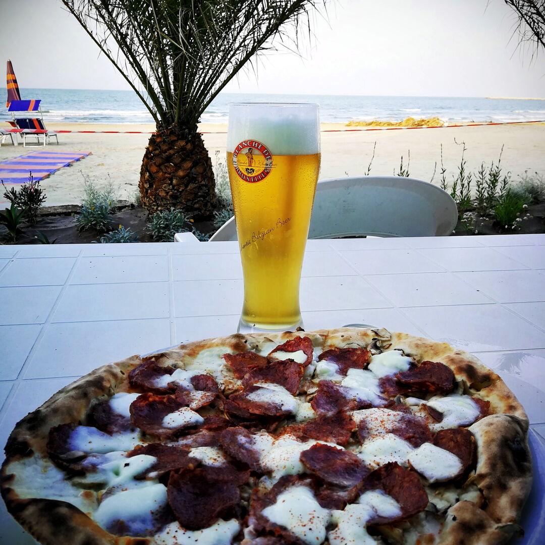 Salame Piccante Ristorante Chalet Lido Nordest Ristorante Di Pesce Pizzeria Spiaggia Mare Grottammare San Benedetto Del Tronto Ascoli Piceno Marche
